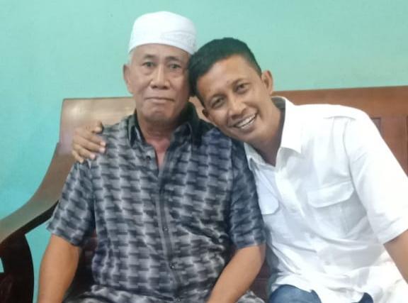 Jelang Pilkada Dumai 2020, Abdul Kadir, SH Jalin Silaturahmi Bersama Ki Parto Wiguno