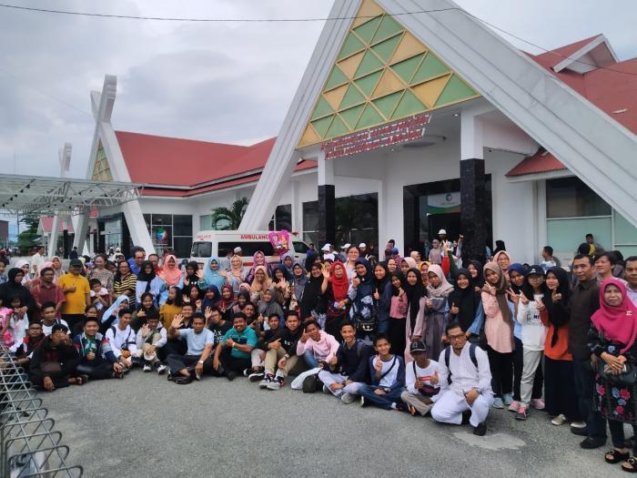 Pelajar Dumai Boyong 16 Emas di PCCST Thailand