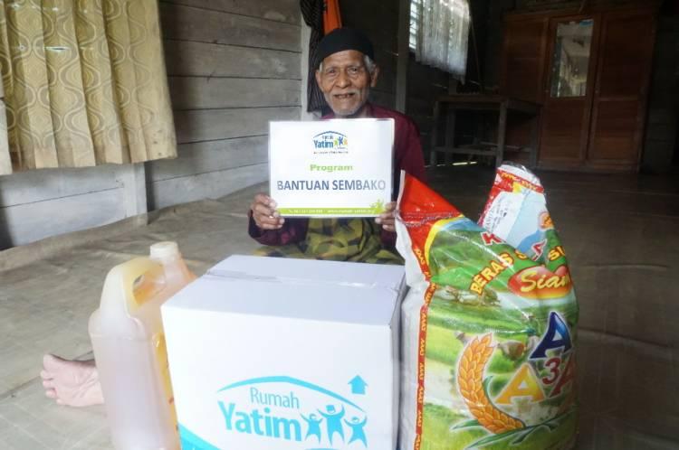 Getir Kehidupan Kakek Syafri Lansia berusia 86 Tahun Yang Terus Berjuang