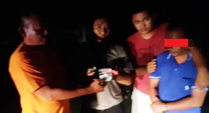 Personel TNI dan Polri di Rohul Amankan 20 Gram Diduga Sabu di Desa Pauh