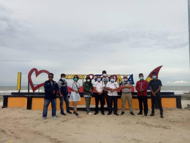 Panitia Survei Rencana Lokasi HPN 2021 di Pulau Rupat