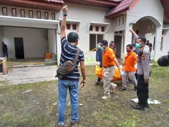 PNS Pengadilan Tinggi Agama Pekanbaru Ditemukan Tewas Terbakar
