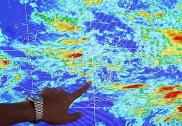 Awal Tahun 2021: Hujan Disertai Petir Berpotensi Mengguyur Riau