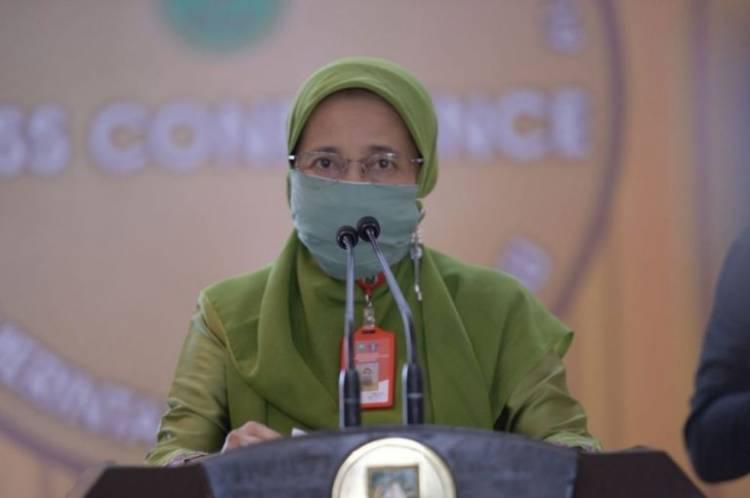 Covid 19 di Riau, Dilaporkan Penambahan 7 Pasien Meninggal