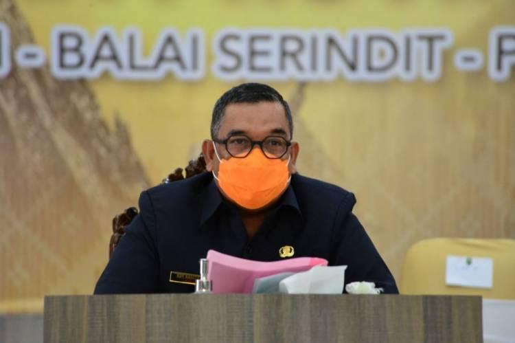 Wakil Gubernur Riau Minta Daerah Ketatkan Prokes