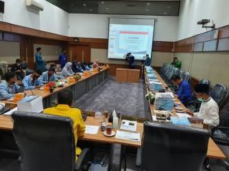 Mahasiswa Pertanyakan Progres Peralihan Blok Rokan ke DPRD Riau