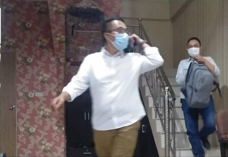 Jaksa Periksa Kadis Parbudpora Bengkalis