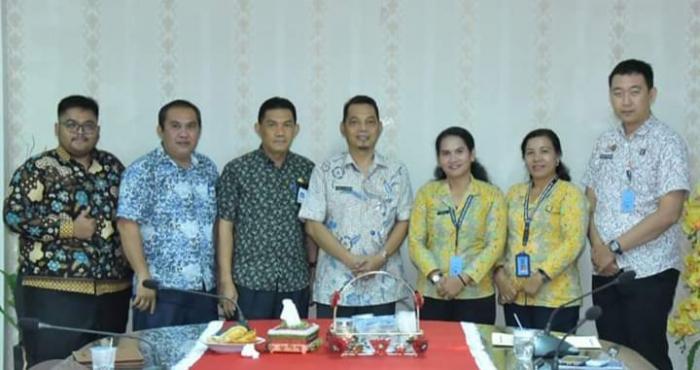 Sekretariat DPRD Bengkalis Rakor JDIH Bersama Kemenkumham Riau