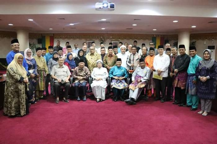 DPRD Riau Hearing Bersama FKPMR Bahas Pengelolaan Blok Migas Rokan