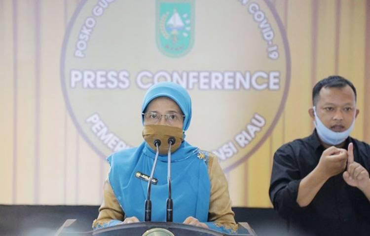 Kadiskes: Pasien Covid-19 Riau 94 Persen Telah Sembuh