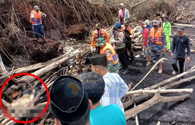 Penemuan Mayat di Pantai Muntai, Bengkalis Pekerja Filipina