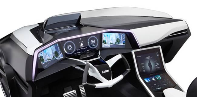 Deretan Raksasa Teknologi Berlomba Bikin Kendaraan Masa Depan