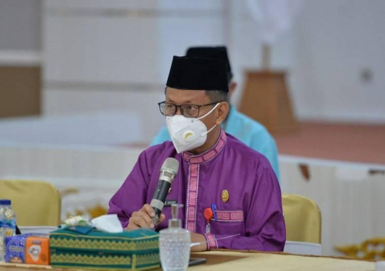 Ekonomi Riau Masih Terpengaruh Dampak Covid 19