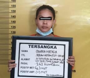 3 Pria dan 1 Wanita Bobol Rumah Kosong di Pekanbaru