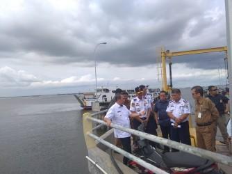 Pemprov Riau Terus Menggesa Persiapan RoRo Dumai - Melaka