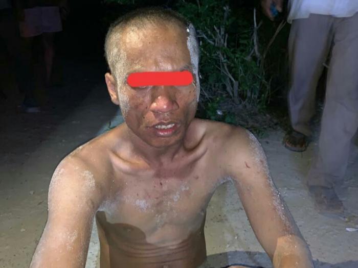 Gunakan Batu Giling, Pemuda di Bathin Solapan Bunuh Ayah Kandung