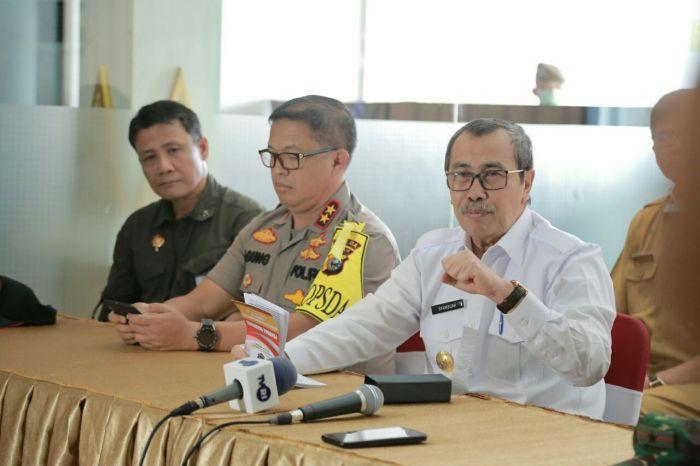 500 Orang TKI Riau dari Malaysia Dikarantina di Pulau Galang