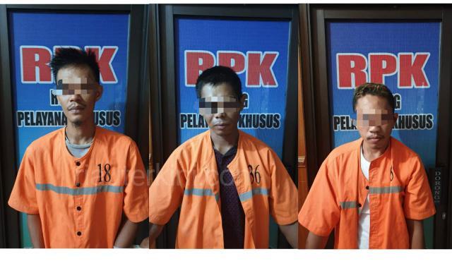 Polisi Tangkap Dua Bandar dan Kurir Sabu di Bengkalis