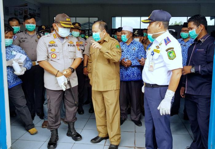 Bupati Meranti Intruksikan Pengawasan Pendatang Luar Negeri