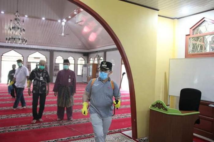 Tercatat Pandemi Corona, ODP 68 Orang dan PDP 4 Orang di Dumai