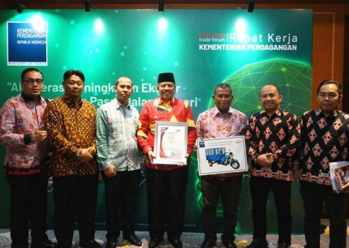 Pasar Rakyat Belantik Raya Siak Raih Sertifikat SNI