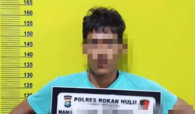 Dua Bulan Buron, Perampas BeAT dan HP di Jalan Lingkar Ditangkap Polisi Rohul