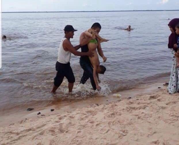 Pantai Koneng Dumai Memakan Korban