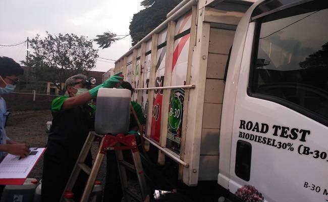 Sederet Tantangan Penerapan Campuran Biodiesel Sawit 30 Persen