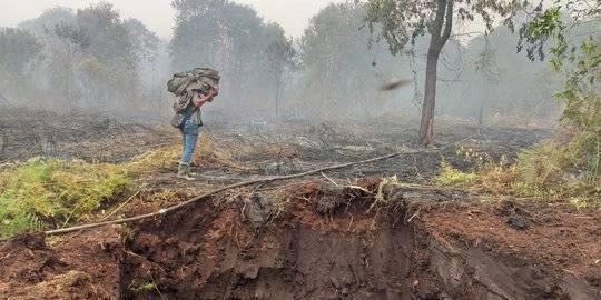 Pagi Ini, BMKG Deteksi Ada 85 Titik Panas di Riau