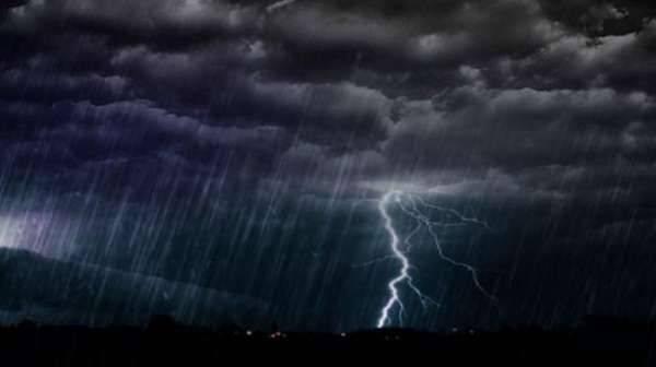 BMKG Ingatkan Potensi Hujan, Angin Kencang dan Petir