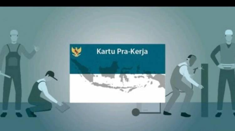 139.870 Warga di Riau Daftar Calon Penerima Kartu Pra Kerja