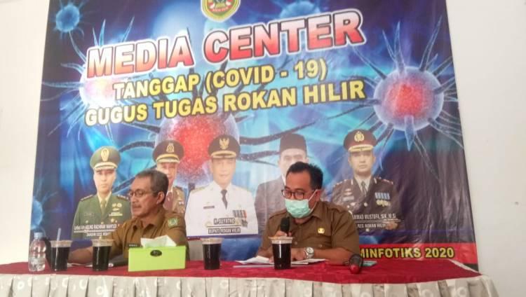 Rohil Belum Ada Kasus Terkonfirmasi Positif Covid-19