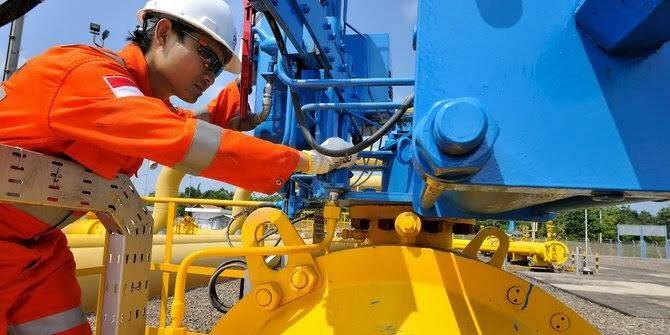 Kuota Gas untuk Elektrifikasi Masih Stabil