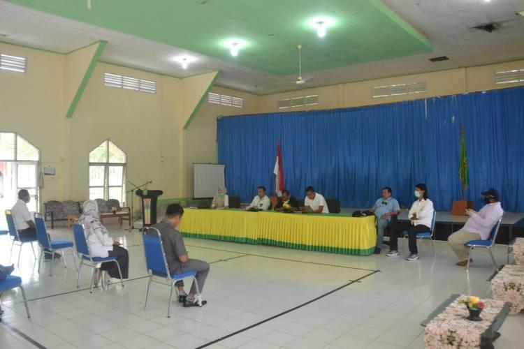 Komisi II DPRD Meranti Kunker ke Rangsang Barat