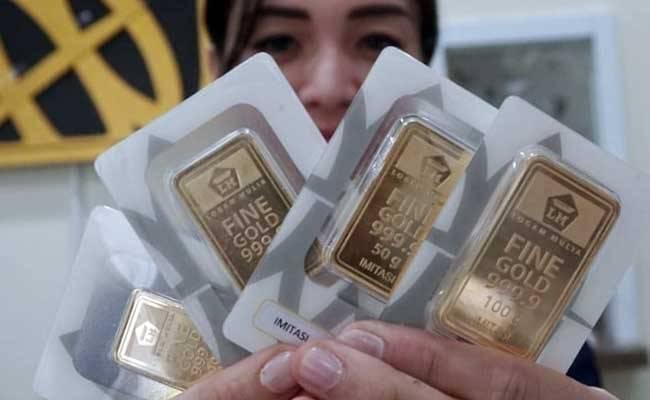 Harga Emas Antam Kini Dibandrol Rp928.000/gram