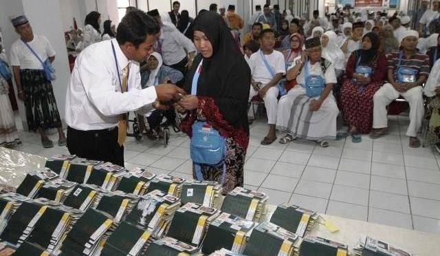 Proses Scaning Paspor JCH Riau Sudah Berjalan 85,11 Persen