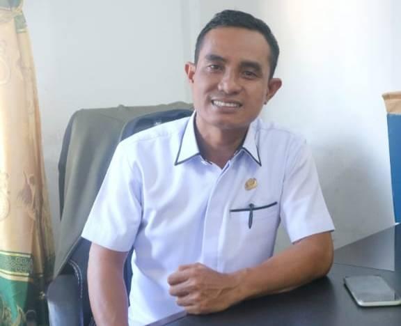 Sekretariat DPRD Meranti Kumpulkan Donasi untuk Covid 19