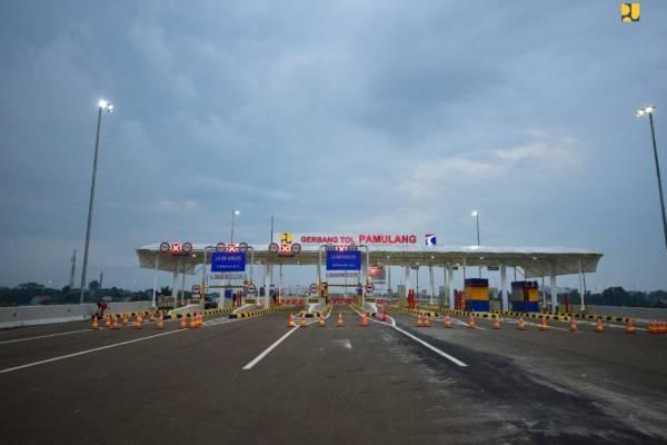 Kementerian PUPPR Targetkan 427 Km Ruas Tol Baru Tuntas di 2021