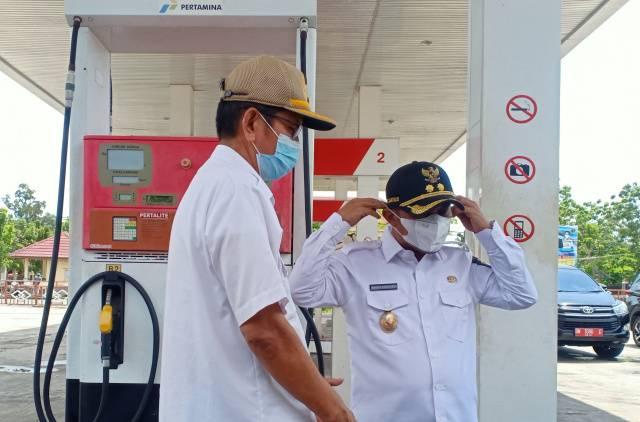 Pulau Bengkalis Sulit BBM, Wabup: SPBU Jangan Cari Kesempatan