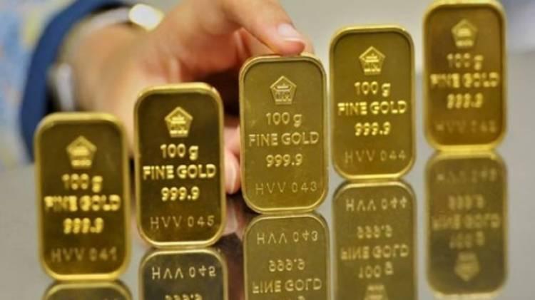 Akhir Pekan, Harga Emas Antam Turun Rp 4.000 Jadi Rp 927.000/gram