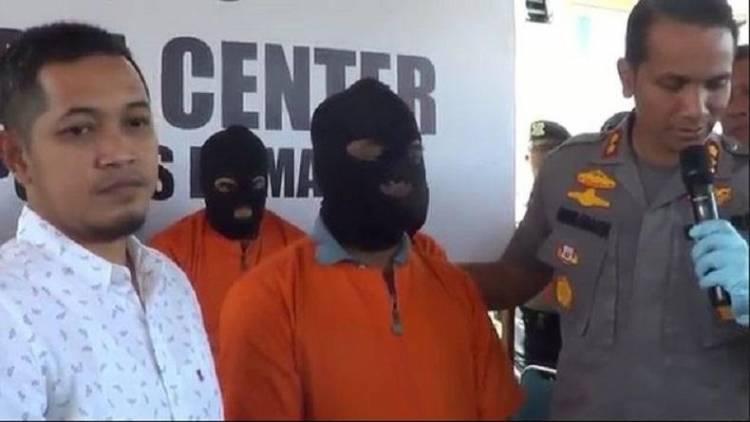 Terdakwa Mutilasi Wanita Tanpa Kepala di Dumai Dituntut Hukuman Mati