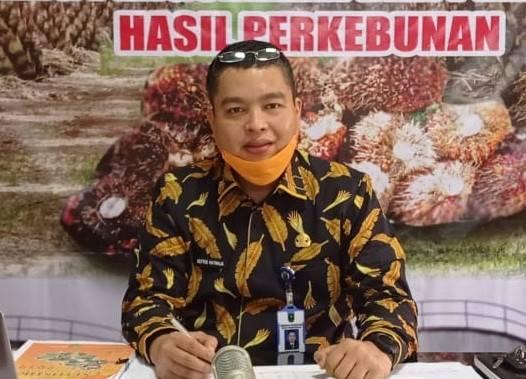 Harga Sawit Riau Periode 21 - 27 April 2021 Naik Rp 12.56/Kg