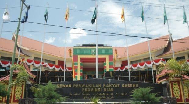 Empat Partai Unsur Pimpinan, Berikut 65 Nama Anggota DPRD Riau Periode 2019-2024