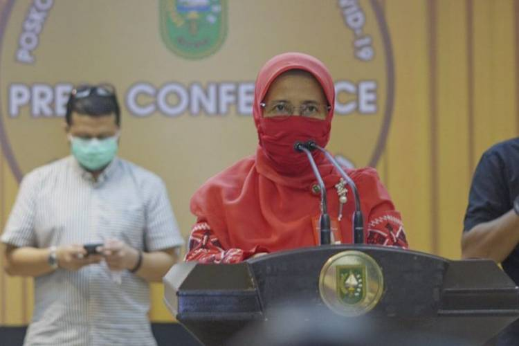 11.760 Rapid Test Sudah Didistribusikan ke Kabupaten/Kota se-Riau