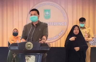 Tambahan Kasus Positif Covid 19 Riau: Empat Warga Meranti, Satu dari Bengkalis