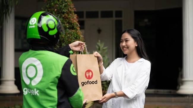 Selama Pandemi, Transaksi GoFood Meningkat