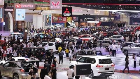 Dihantam Virus Corona, Penjualan Mobil di Riau Menurun