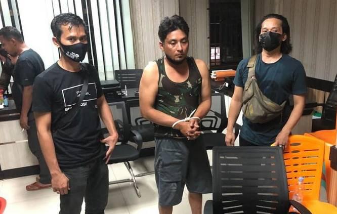 Seorang Lagi, Pelaku Teror Kepala Anjing Dibekuk Polda Riau