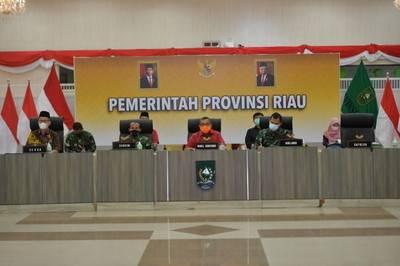 19 Mei Mendatang, Presiden Jokowi Dijadwalkan Hadir ke Riau