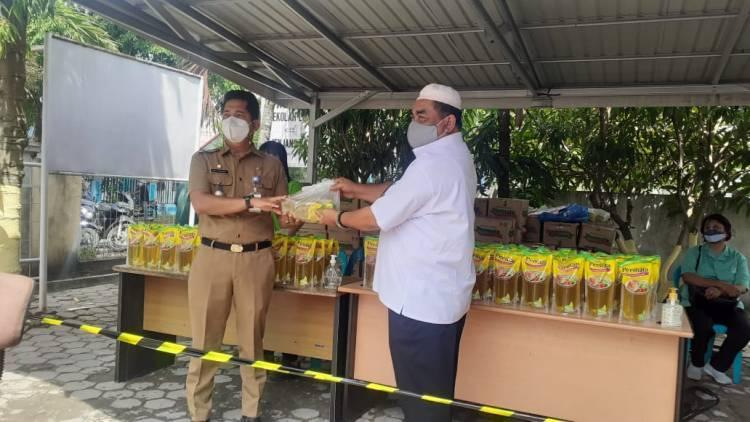 Gelar Pasar Murah, Nagamas Siapkan 3,5 Ton Minyak Goreng
